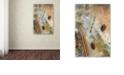 "Trademark Global Nick Bantock 'Ponte Sul' Canvas Art, 16"" x 24"""