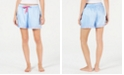 Charter Club Printed Pajama Shorts, Created for Macy's