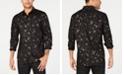 INC International Concepts INC Men's Confetti Foil Shirt, Created for Macy's