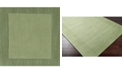 "Surya Mystique M-310 Grass Green 18"" Square Swatch"