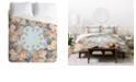 Deny Designs Iveta Abolina Tropical Air King Duvet Set