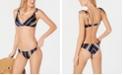 Roxy Juniors' Triangle Bikini Top & Cheeky Bottoms