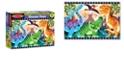Melissa and Doug Dinosaur Dawn Floor Puzzle (24 Pc) - Dinosaur Toy