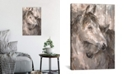 """iCanvas """"Holding Onto Love"""" by Chelsea Victoria Gallery-Wrapped Canvas Print"""