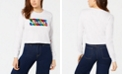 Dickies Cotton Screen-Print Crop Top