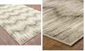 "Oriental Weavers Highlands 6608A Gray/Ivory 2'3"" x 7'6"" Runner Area Rug"