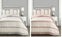 Lush Decor Farmhouse Stripe 3-Pc. Comforter Sets