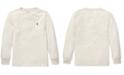 Polo Ralph Lauren Little Boys Long-Sleeve Cotton T-Shirt