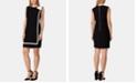 Tahari ASL Sleeveless Bow Sheath Dress, Created for Macy's