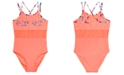 Ideology Big Girls 1-Pc. Girls Slay Swimsuit, Created for Macy's