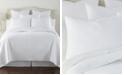 Levtex Home Cross Stitch Bright White King Quilt Set