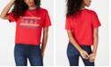 Rebellious One Juniors' 1997 Cropped Ringer T-Shirt