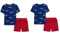 DC Comics Toddler Boys T-Shirt & Shorts Set