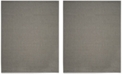 Safavieh Natural Fiber Light Gray and Gray 8' x 10' Sisal Weave Area Rug