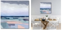 """Courtside Market Lavender Gale II Gallery-Wrapped Canvas Wall Art - 20"""" x 20"""""""