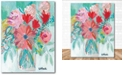 """Courtside Market Sand Prisma Gallery-Wrapped Canvas Wall Art - 16"""" x 20"""""""