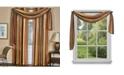 Achim Ombre Window Curtain Scarf, 50x144