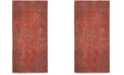 Safavieh Classic Vintage Orange and Red 3' x 5' Area Rug