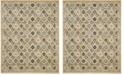 Safavieh Evoke Gold and Ivory 9' x 12' Area Rug
