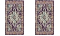 Safavieh Monaco Violet and Light Blue 3' x 5' Area Rug