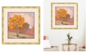 "Melissa Van Hise Tree Line I Framed Giclee Wall Art - 29"" x 29"" x 2"""