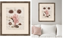 "Melissa Van Hise Gorgone Ancien I Framed Giclee Wall Art - 27"" x 31"" x 2"""