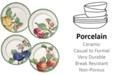 Villeroy & Boch French Garden Modern Fruit Set/4 Dinner Plate