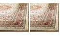 Safavieh Lyndhurst Ivory and Rust 10' x 14' Area Rug