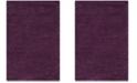 "Safavieh Santa Monica Shag Purple 6'7"" X 9'6"" Area Rug"