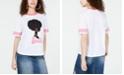 Love Tribe Juniors' Barbie Silhouette T-Shirt