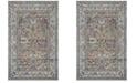Safavieh Merlot Gray and Multi 9' x 12' Area Rug