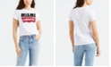 Levi's Logo Cotton Cities T-Shirt