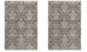 Safavieh Vintage Persian Gray and Charcoal 4' x 6' Area Rug