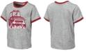 Colosseum Toddlers Alabama Crimson Tide Monster Truck T-Shirt