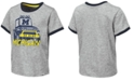 Colosseum Toddlers Michigan Wolverines Monster Truck T-Shirt