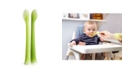 Olababy 100% Silicone Soft-Tip Feeding Spoon For Baby Led Weaning 2 Pack