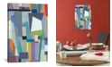 """iCanvas """"New York"""" By Kim Parker Gallery-Wrapped Canvas Print - 26"""" x 18"""" x 0.75"""""""