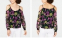 INC International Concepts INC Cold-Shoulder Top, Created for Macy's