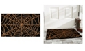 "Home & More Scary Web 17"" x 29"" Coir/Vinyl Doormat"