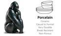 Lladro Gorilla Figurine