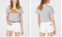 Dickies Cotton Rainbow-Logo T-Shirt