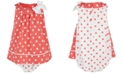 First Impressions Baby Girl Dot Sunsuit