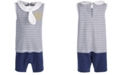First Impressions Baby Boy Sailor Romper