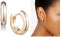 Anne Klein Huggie Small Hoop Earrings