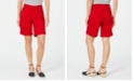 Charter Club Rolled Denim Shorts, Created for Macy's