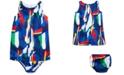 Polo Ralph Lauren Baby Girls Pleated Graphic Dress