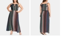 City Chic Plus Size Seychelles Printed Maxi Dress