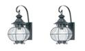 "Livex Harbor 1-Light 20"" Outdoor Wall Lantern"