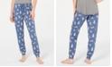 Jenni Novelty Pajama Joggers, Created for Macy's