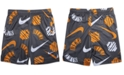 Nike Little Boys Printed Dri-FIT Mesh Shorts